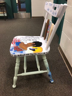 ART2 Chair Example 1 Right Side View